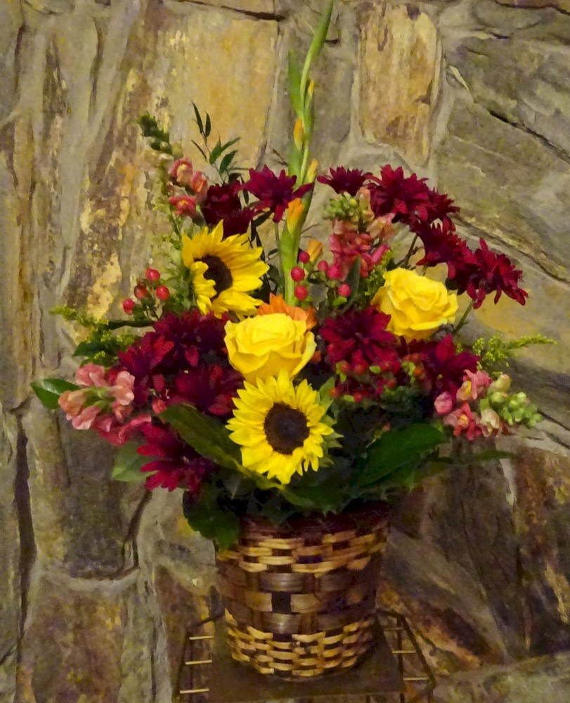 Flowers from Karen Schleining, Frank & Jennifer Cerfaogli and Family, Joe & Alisha Gulden