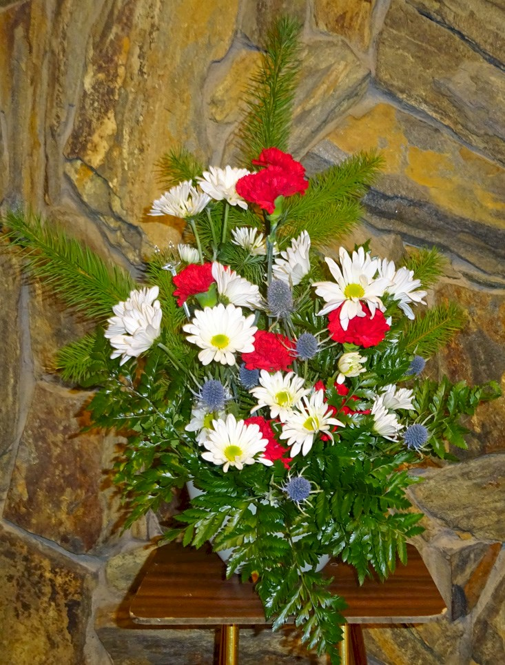 Flowers from Families of Joe and Mary Ellen Schofield