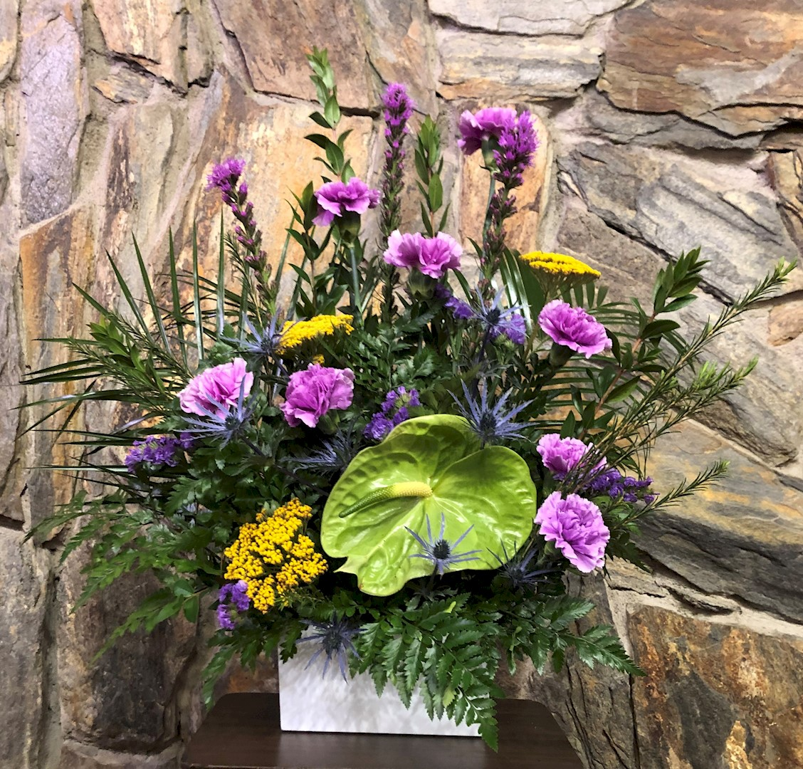 Flowers from Kennedy Implement - Mark and Employees