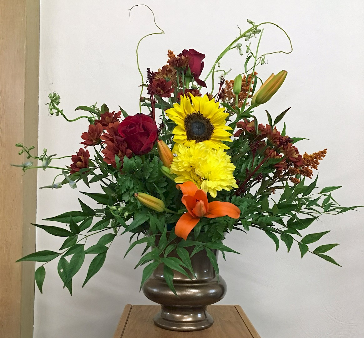 Flowers from Mark & Tammy Carlson & Family - Kadoka Oil Employees & Discount Fuel Employees